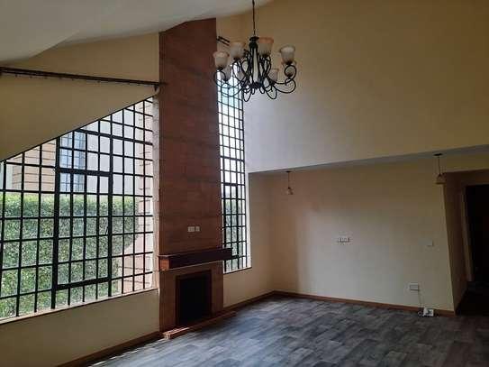 4 bedroom townhouse for rent in Kitisuru image 18