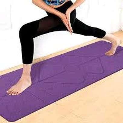 Standard size yoga mats image 2