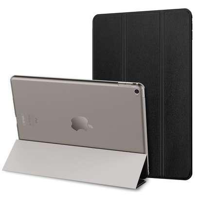 Smart Silicone Foldable TPU Leather Cover Case for iPad Pro 9.7 image 4