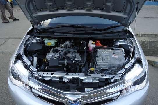 Toyota Fielder image 13
