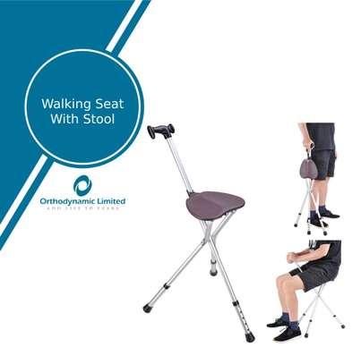 Anatomical Handle Walking Cane (Collapsible Ergonomic Walking Stick) image 5