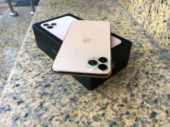 Apple Iphone 11 Pro Max 512Gigabytes & Airpods image 3