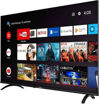 Skyworth android 50 inches Smart Digital Tvs image 1
