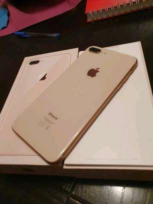 Apple IPhone 8 Plus 256 Gigabytes And Airpods image 1