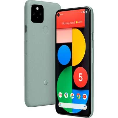 Google Pixel 5 128GB 5G Smartphone (Unlocked, Sorta Sage) image 2