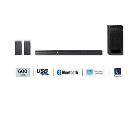 Sony HT-RT3 sound bar systems image 1