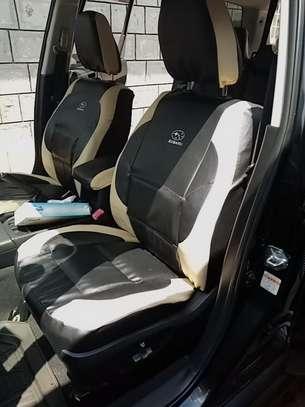 Ipsum Car Seat Covers image 9