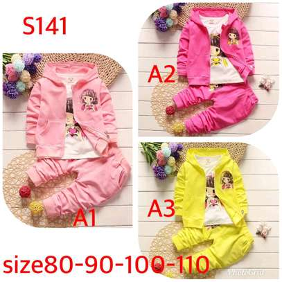 Unique quality baby clothes image 2