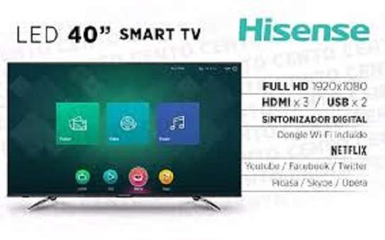 BRAND NEW 40 INCH HISENSE SMART ANDROID LED TV