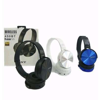 XBass bluetooth headphones image 1