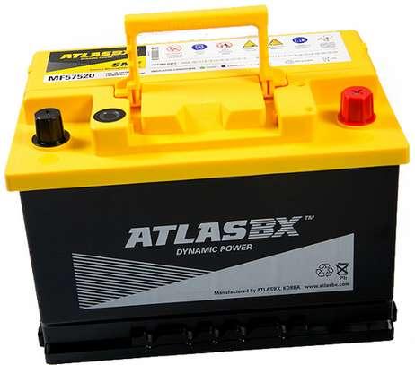 ATLASBX DIN80 BATTERIES image 1