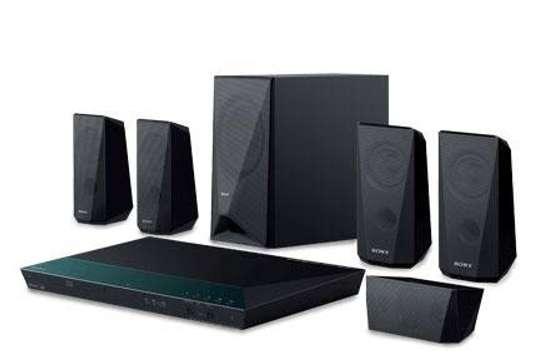 Sony Blu ray Hometheatre BDV-E3100 image 2
