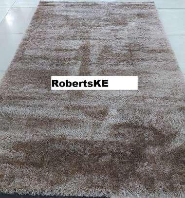 Turkish soft grey carpet image 1