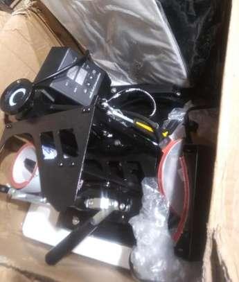 8 in 1 heatpress machines image 1