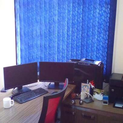 Colourful office blinds image 4