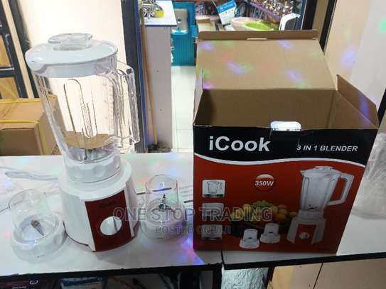 Icook 3in1 Blender image 2