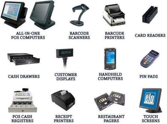 POINT OF SALES SOFTWARE.