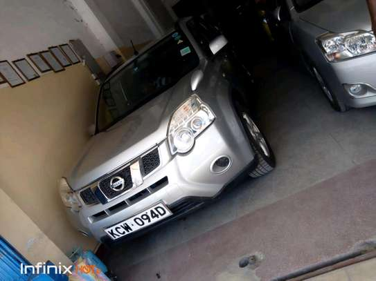 Nissan X-trail for Hire image 4