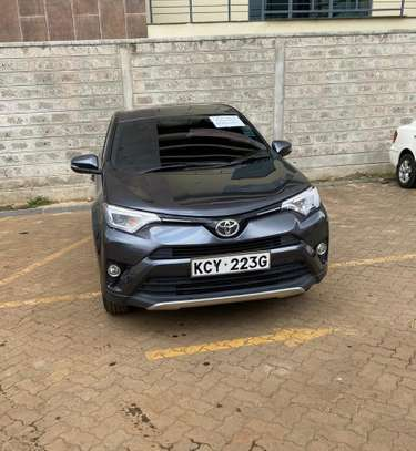Toyota RAV4 2017 Model