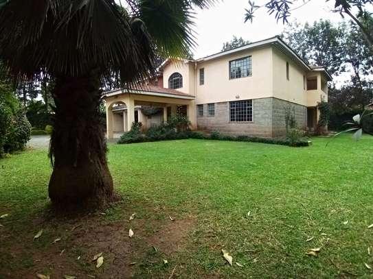 4 bedroom house for rent in Karen image 18