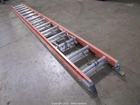 Fiber Extension Ladders image 1