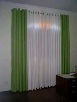 GREEN CURTAIN image 1