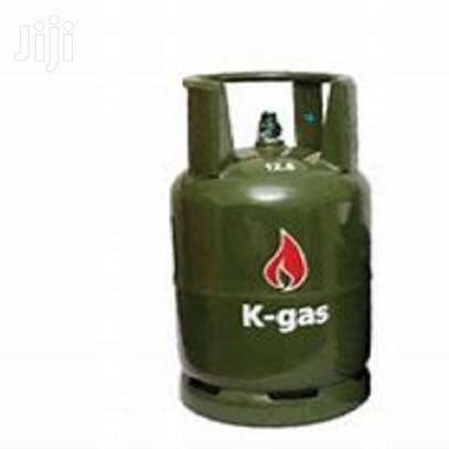 13 Kg Kgas+ Regulator+Pipe+ Full Gas image 1