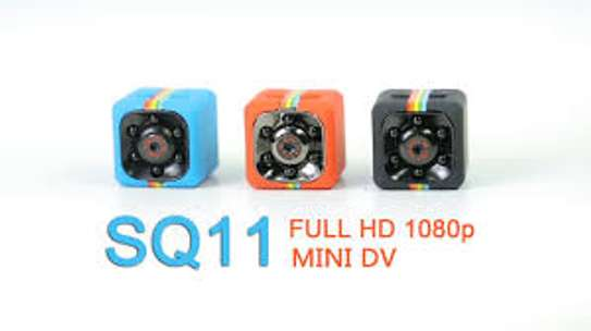 sq 11 mini dvr smallest camera image 1