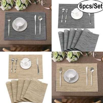 Pvc table mats image 5