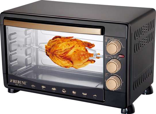 electric oven 45L image 2