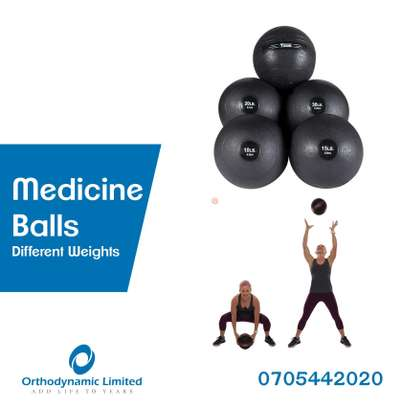 Medicine ball 5 kg image 2