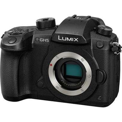 Panasonic Lumix DC-GH5 Mirrorless Micro Four Thirds Digital Camera (Body Only) image 2