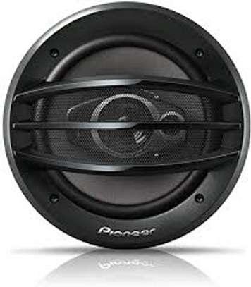 "TS-A2013i 500 Watts 20CM 8"" Inch 3 Way Coaxial Parcel Shelf Car Speaker image 1"
