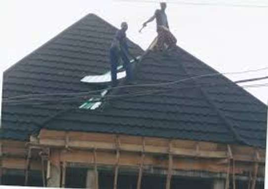 Gutters Painted/Replaced/Repaired/Cleaned/Windows/Chimneys Repaired/Painting image 1