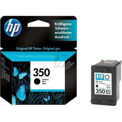inkjet cartridge 350 black image 6