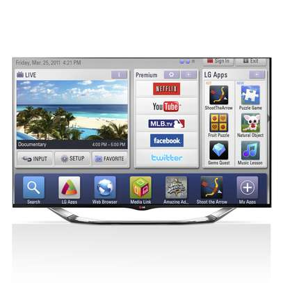 LG 55 inch Tv (Smart/Digital) image 1