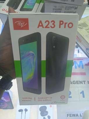 Itel A23 pro 16gb 1gb ram 4G network+1 year warranty image 1