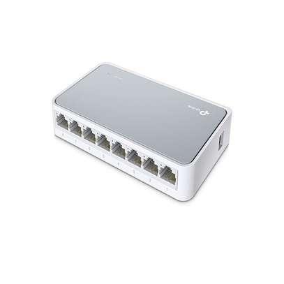 TP-Link 8-Port 10/100Mbps Desktop Switch LS1008 image 2