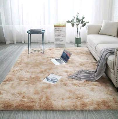 Patched Soft & Fluffy carpets