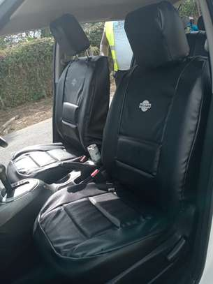 Toyota Fielder  Car Seat Covers image 2