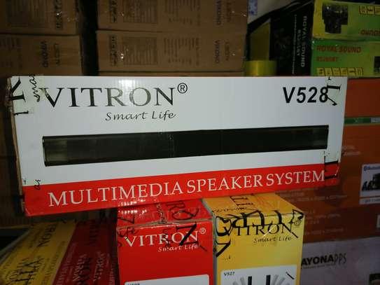 2.1 vitron soundbar with 8000 watts image 1