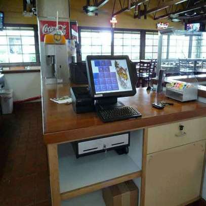 Restaurant,Hotels,Clubs,Fast Foods Complete Touch Screen Point Of Sale POS System