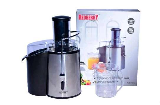 Redberry Juicer image 1