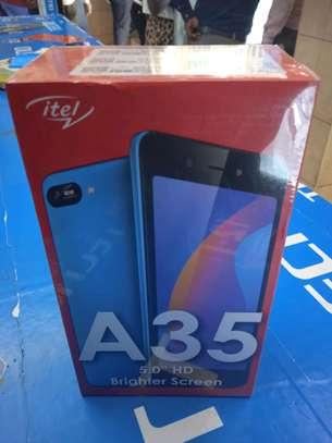 Itel A35 new 16gb 1gb ram 5.0 inch big display+Delivery image 1