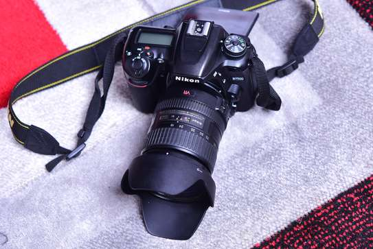 Nikon D7500 With 18-200 zoom Lens + 4k video Good as brand new image 4