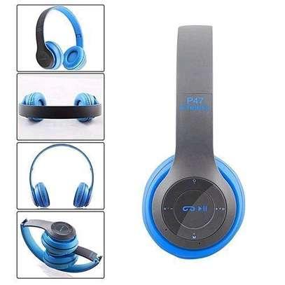 p47 wireless headphones image 1