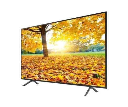 Samsung 55 inches digital smart 4k tv image 1