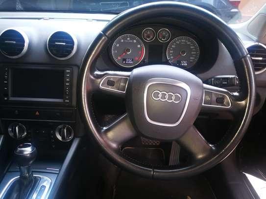 Black Audi A3 image 4