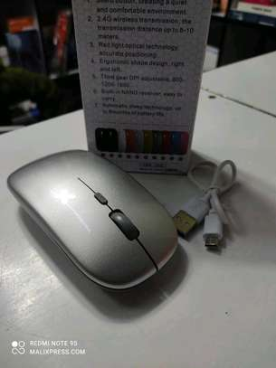 Bluetooth mouse rechargeable image 3