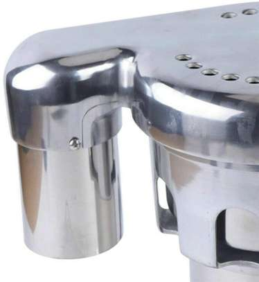 Commercial Juice Extractor, 110V Heavy Duty Centrifugal Juicer Machine image 3